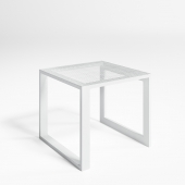 Blau Side Table