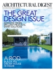 Architectural Digest June 2016