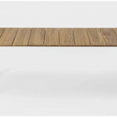 Nori Slatted table