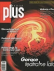 JULY-AUGUST 2005  PLUS MAGAZINE